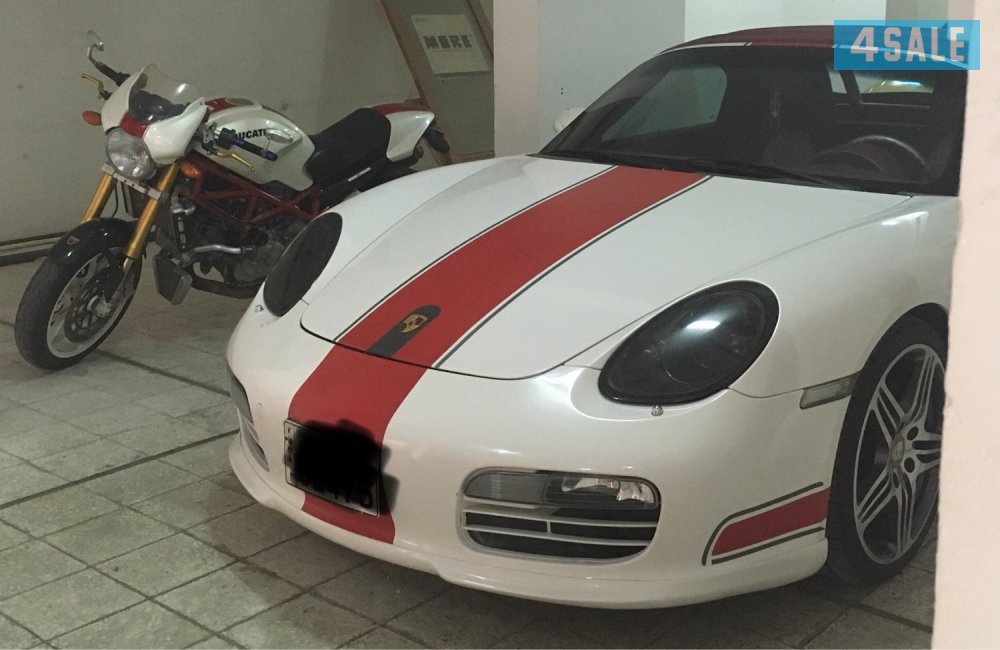Q8Car - Kuwait - Cars - 2005 MY Boxster Refurbished 2011. Registered ...