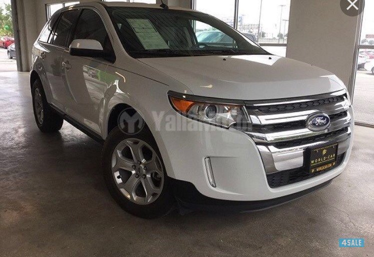 Wanted Ford Edge