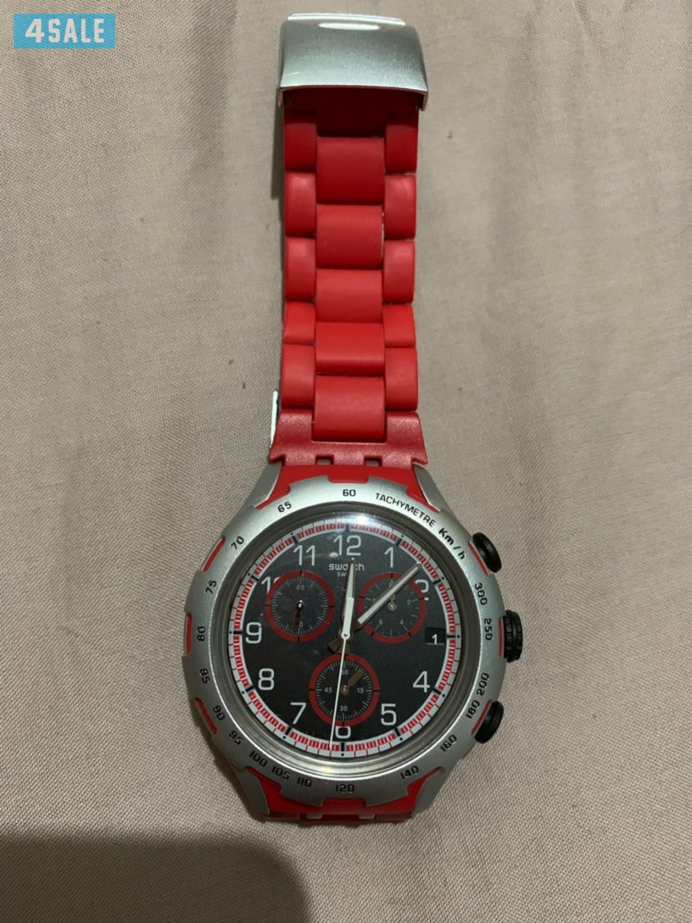 0b40c7f6f سيارات - الكويت - Q8Car - Swatch chronograph