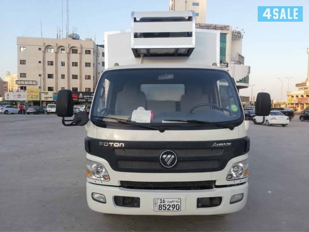For sale Foton Model 2014 Light and hot and cold drinks equipped with full license and guaranteed 350 monthly